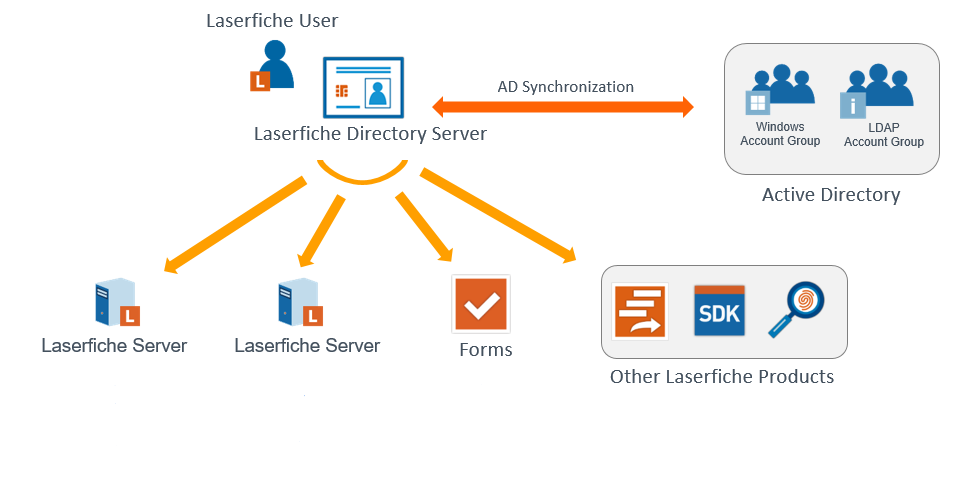 the many different programs of laserfiche