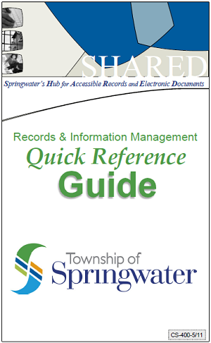 Springwater Guide