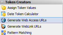"""Generate Web Access Urls"""
