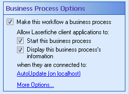 Business Process Option