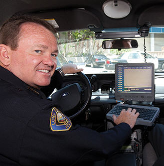 Long Beach Police Department use Laserfiche ECM