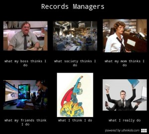 records managers