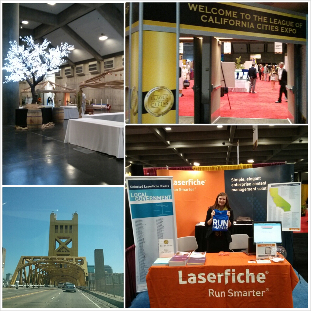 Laserfiche at California League of Cities 2013