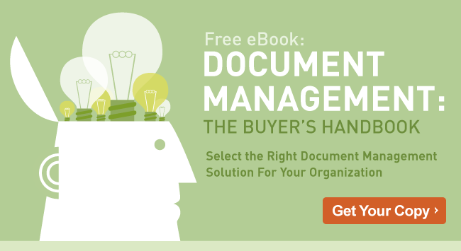 Document Management: Buyer's Guide