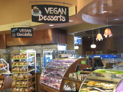 whole foods vegan counter