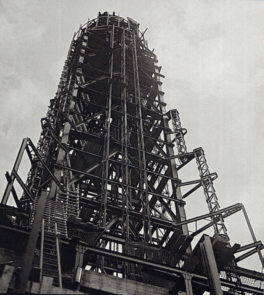 construction of Empire State Building