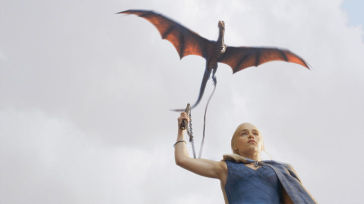 Game of Thrones - Daenerys & Dragon