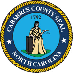 cabarraus county seal