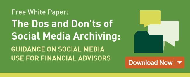 Dos and Donts of Social Media Archiving