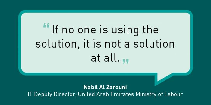 United Arab Emirates Ministry of Labour quote