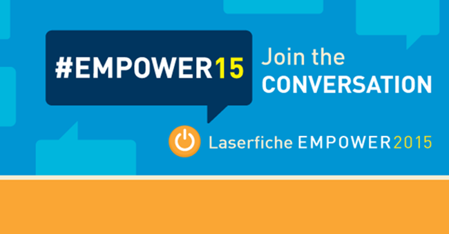 Join the Conversation Empower 2015