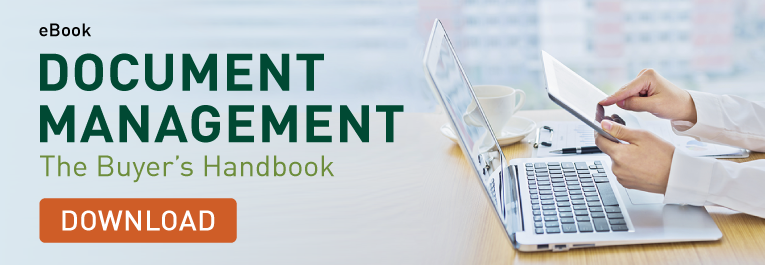 buyer's guide to document management