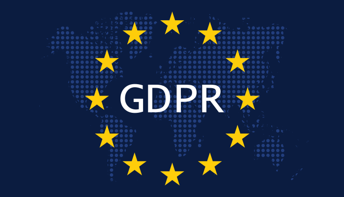 GDPR compliance for content management