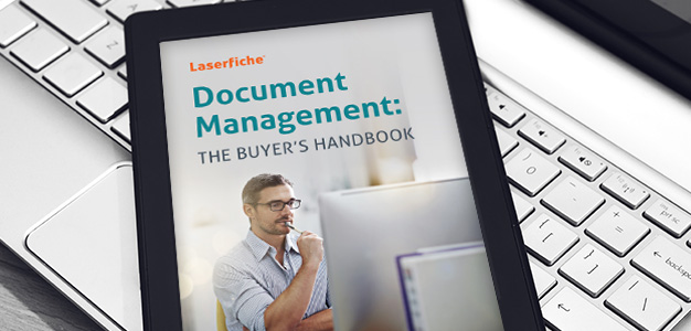 Document Management Software: The Buyer's Handbook