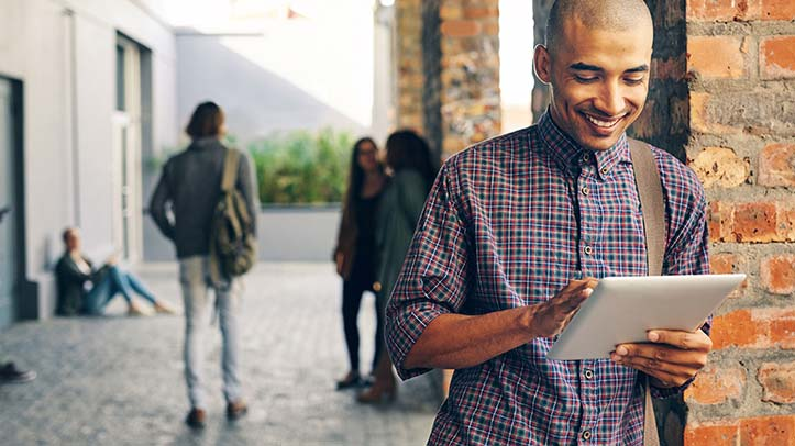 Improving the student experience with Laserfiche