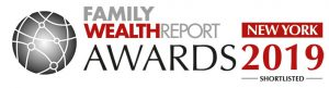 Family Wealth Report Awards 2019 shortlist new account onboarding