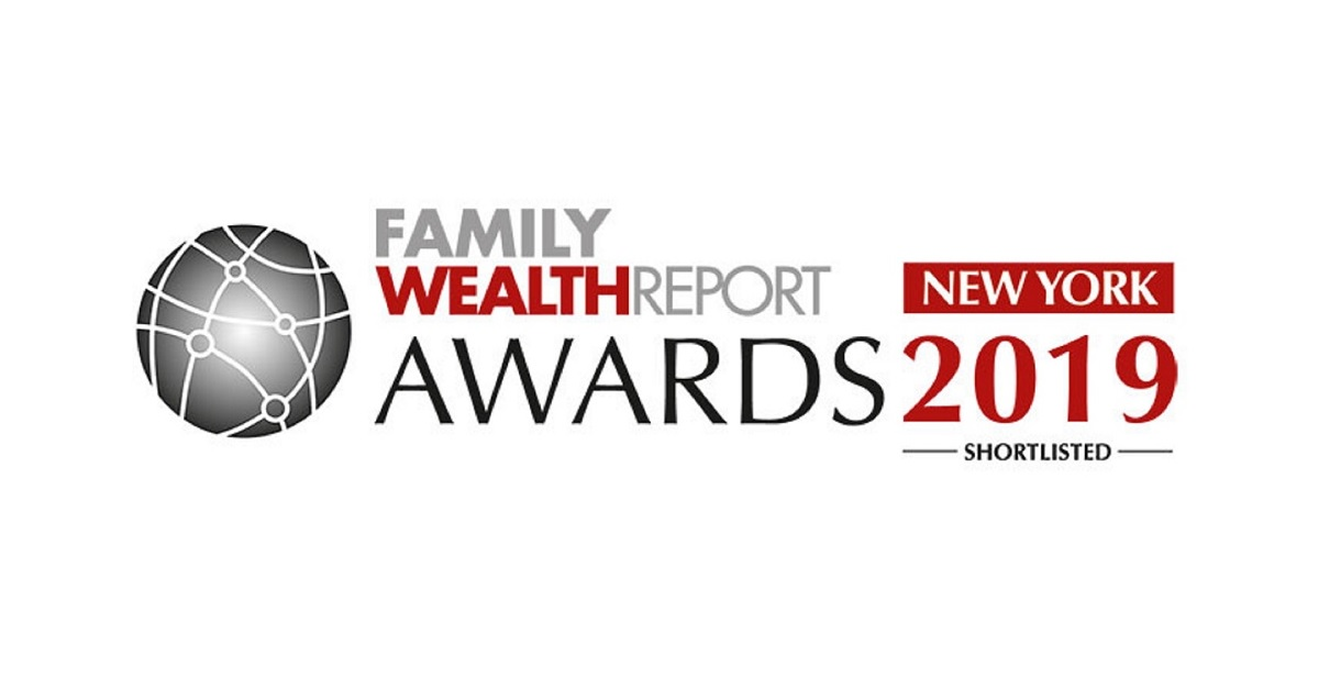 FWR Awards shortlist logo