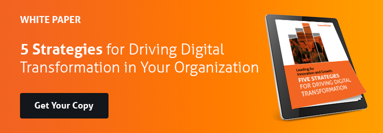 White Paper: 5 Strategies for Driving Digital Transformation and Better Information Management