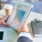 Forrester Wave: ECM Report on Tablet Screen