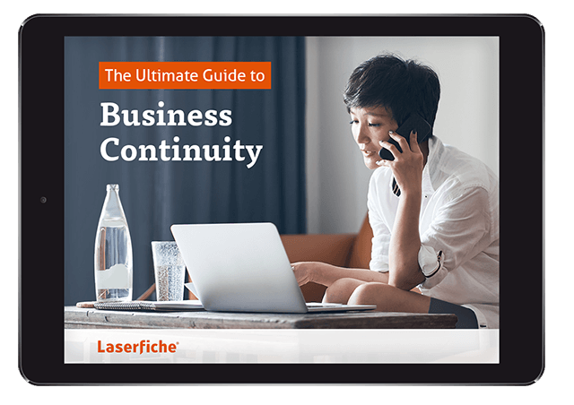 the ultimate guide to business continuity